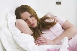 Пр обнаружении заболевания придется провести несколько дней в постели