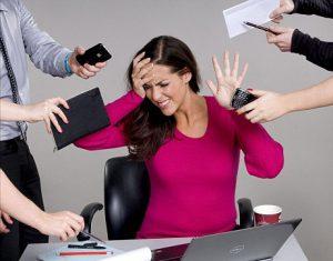 Не поддавайтесь стрессу, потому как он - причина активации герпеса