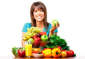 Здоровое питание поможет справиться с герпесом