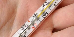 38 градусов температуры тела и зуд на спине - это повод вызвать врача