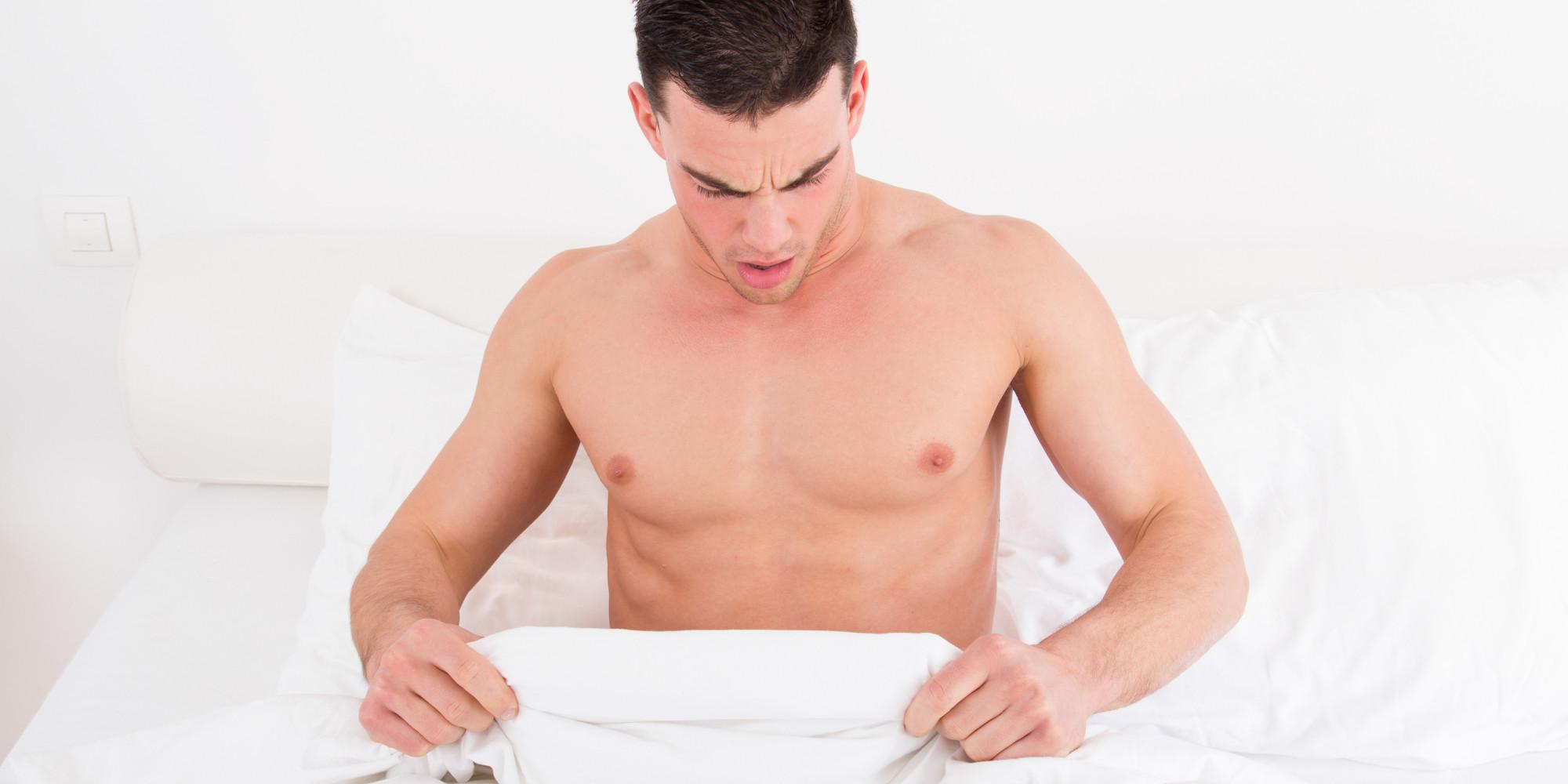 Почему трусы скатываются в трубочку у мужчин